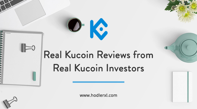 Real Kucoin Reviews