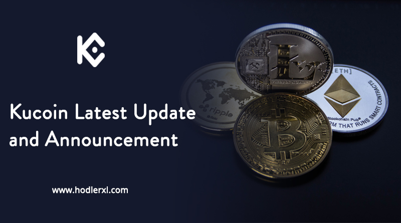 Kucoin Latest Update