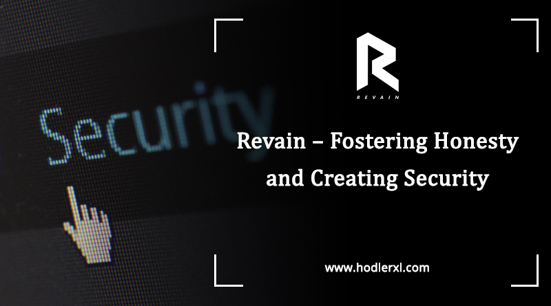 Revain Creating Security