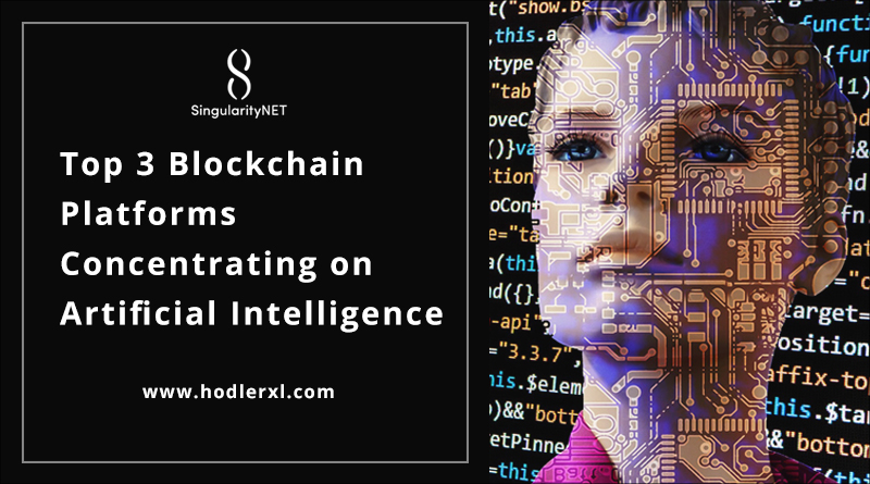 Blockchain Platforms Concentrating on AI