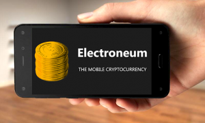 Electronium Mobile Miner