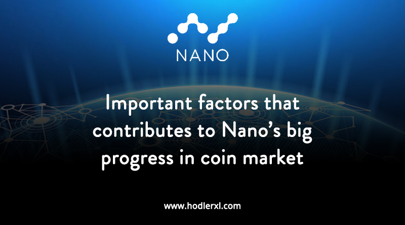 Cryptocurrency Nano's