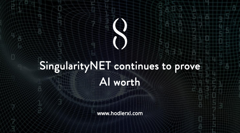 Cryptocurrency Latest News SingularityNET