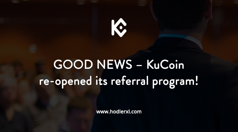 Cryptocurrency KuCoin
