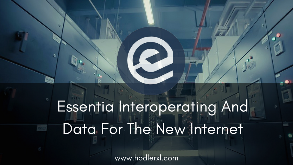 Essentia Interoperating And Data For The New Internet