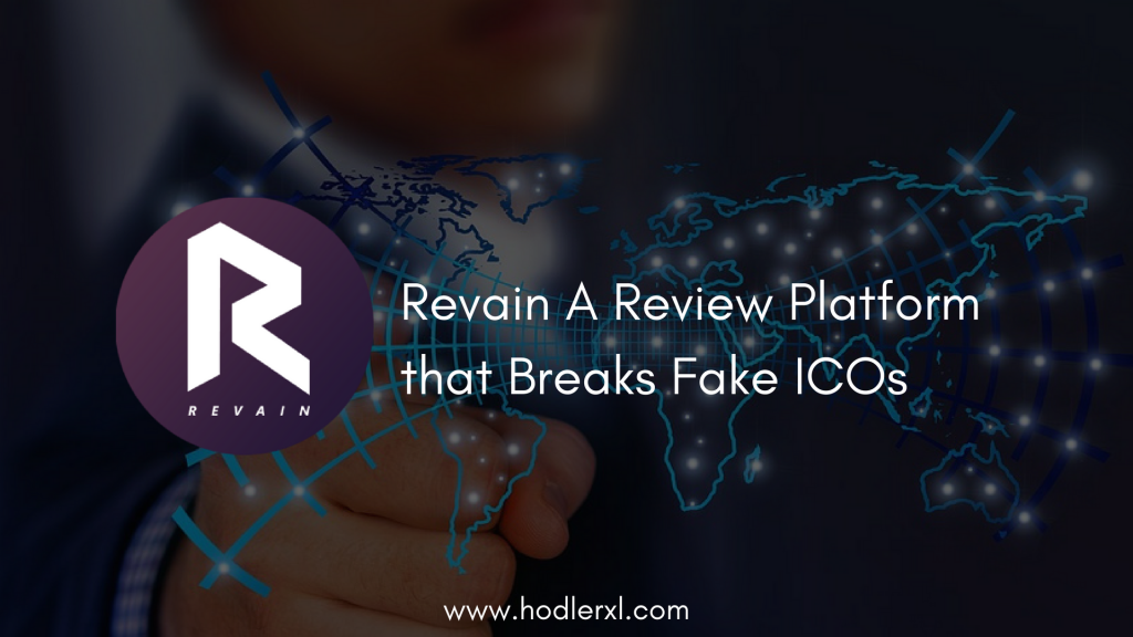 Revain Review Platform Breaks Fake ICOs