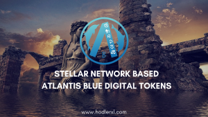 Stellar Network Based Atlantis Blue Digital Tokens