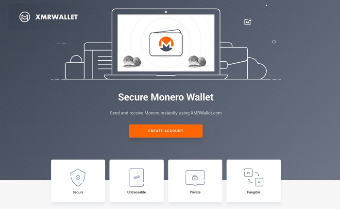 Monero (XMR) wallet