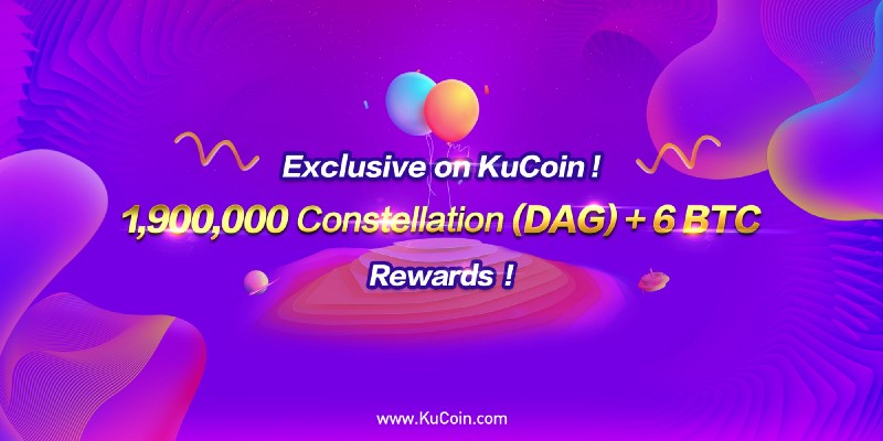 kucoin constellation dag trading competition