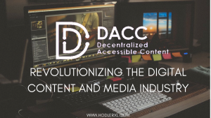 DACC REVOLUTIONIZING THE DIGITAL CONTENT AND MEDIA INDUSTRY