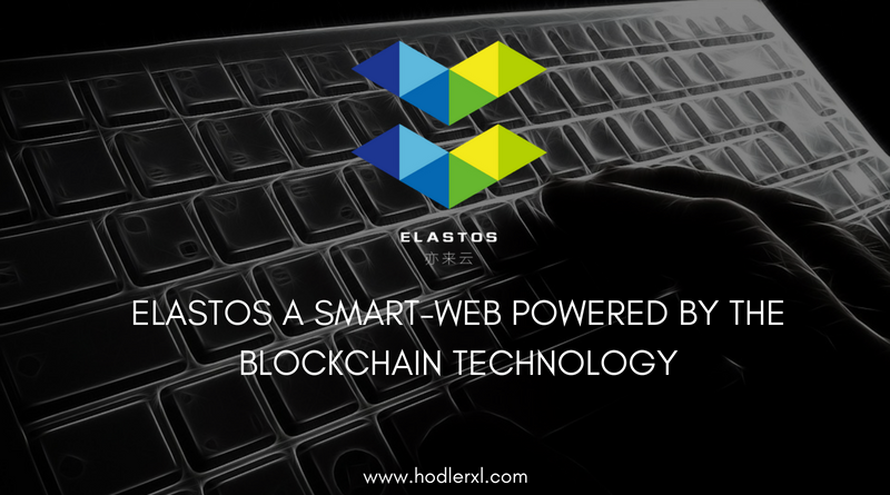 Elastos Smart Web Powered By Blockchain