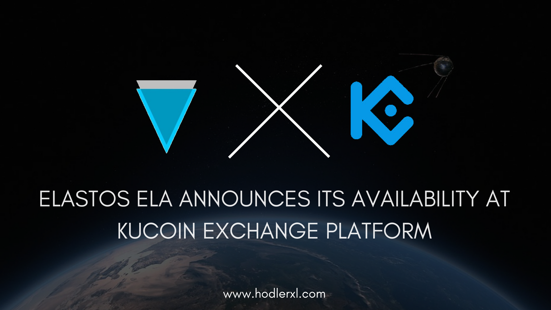 Elastos ELA Announces Availability KuCoin Exchange Platform