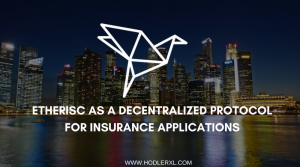 Etherisc Decentralized Insurance Protocol