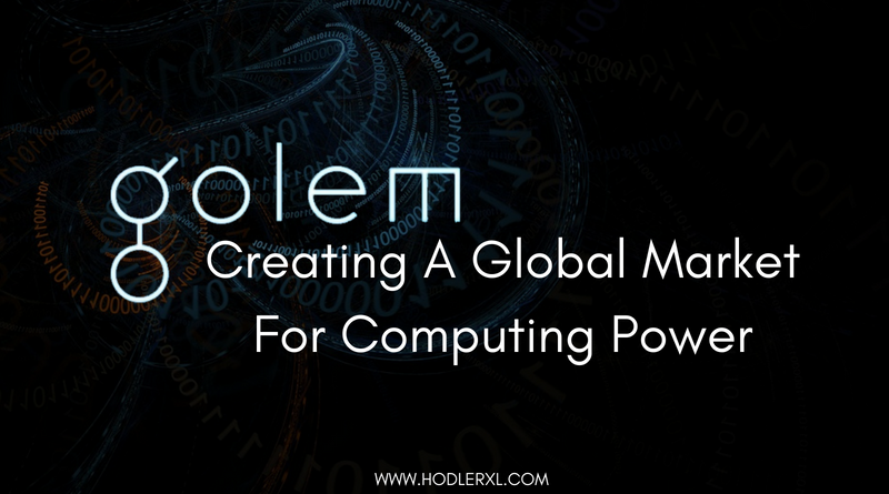 Golem Creating A Global Market For Computing Power