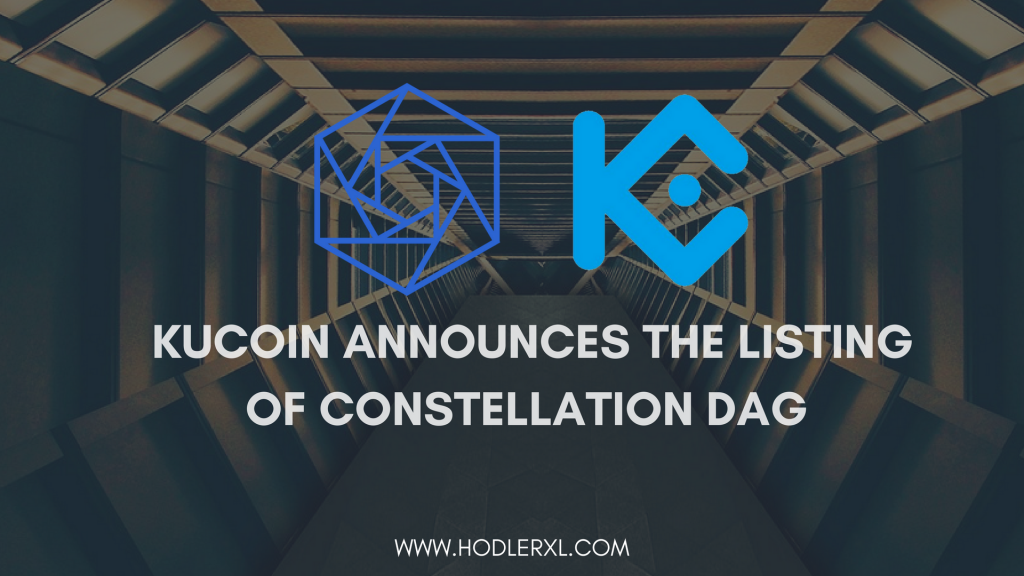 KuCoin Announces The Listing Of Constellation DAG
