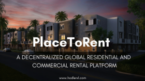 PlaceToRent Decentralized Global Residential Commercial Rental Platform