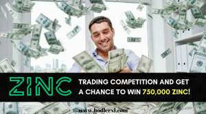 Trading Competition Chance Win 750,000 ZINC