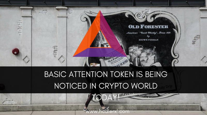 Basic Attention Token is Being Noticed in Crypto World Today!