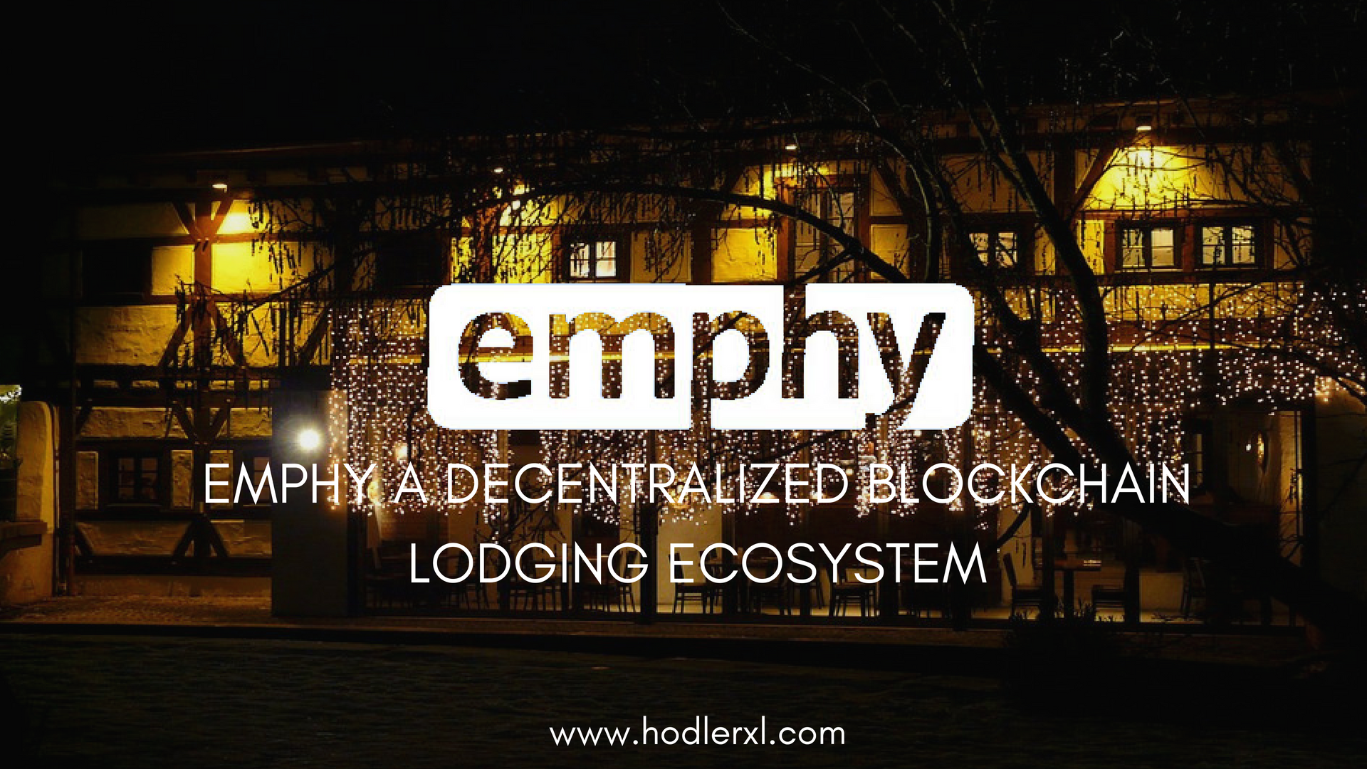 Emphy A Decentralized Blockchain Lodging Ecosystem
