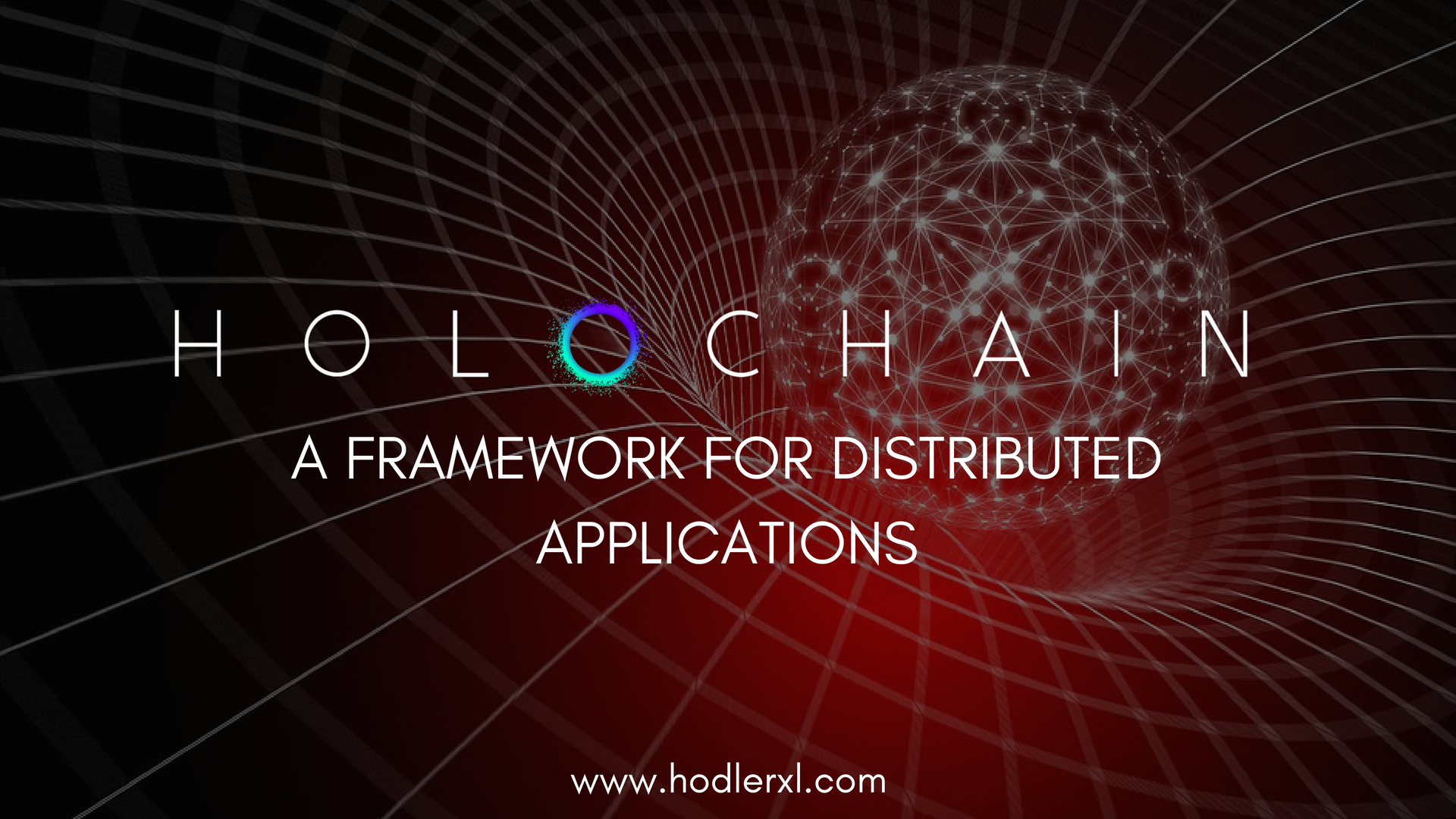 Holochain, A Framework For Distributed Applications