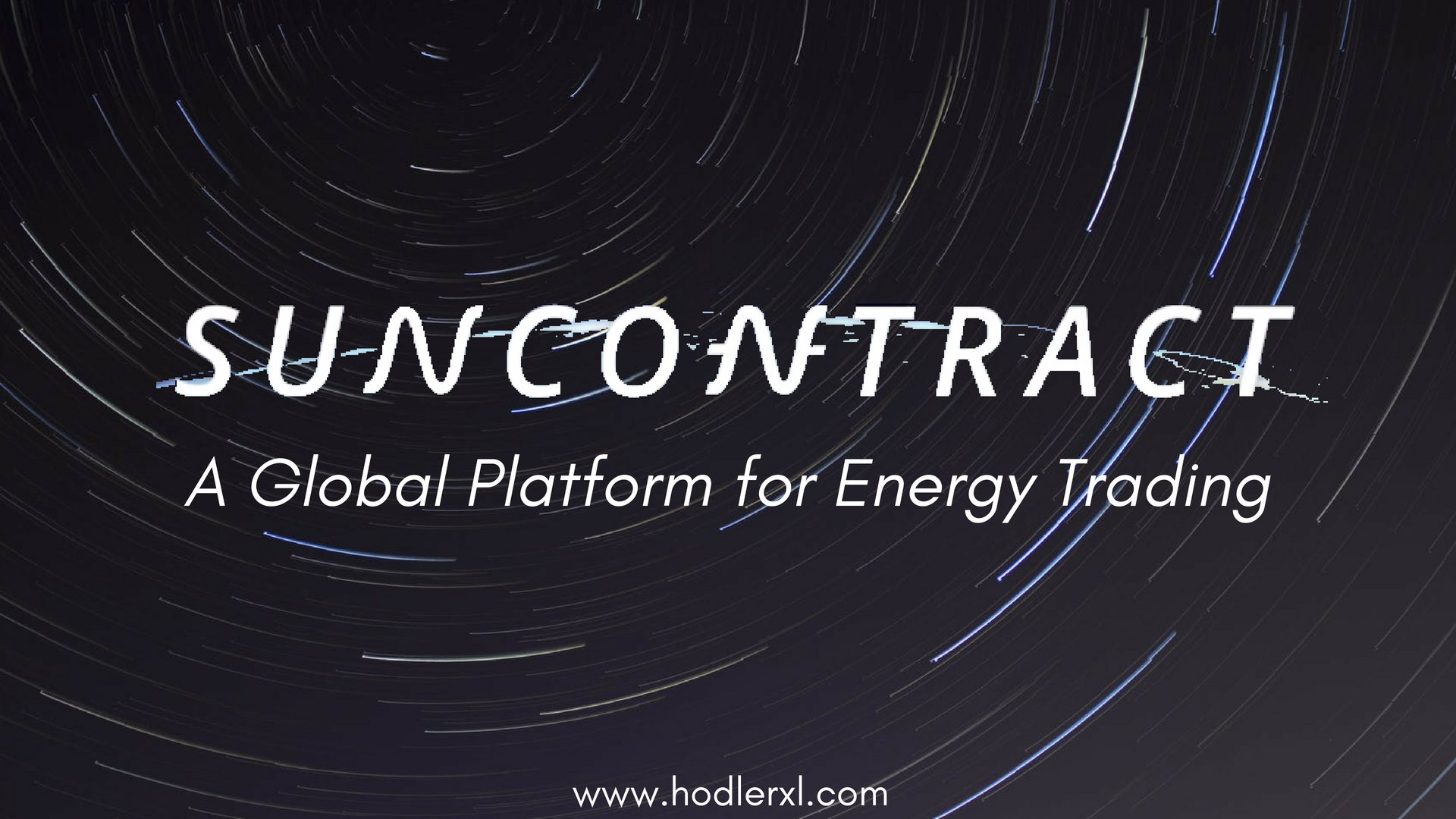 SunContract (SNC) - A Global Platform for Energy Trading