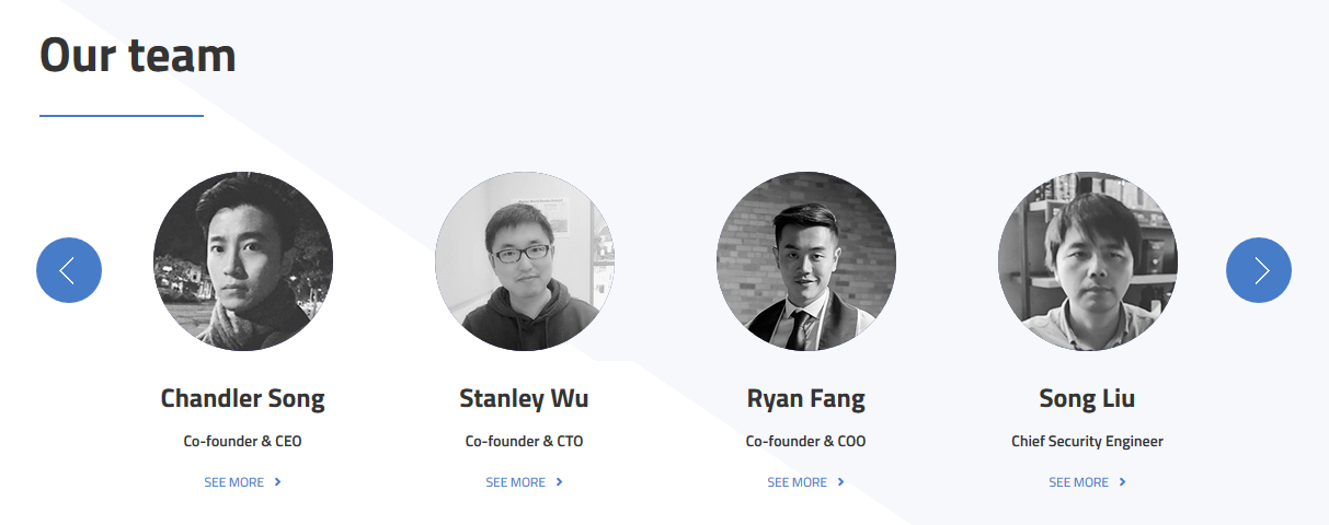 ankr network team