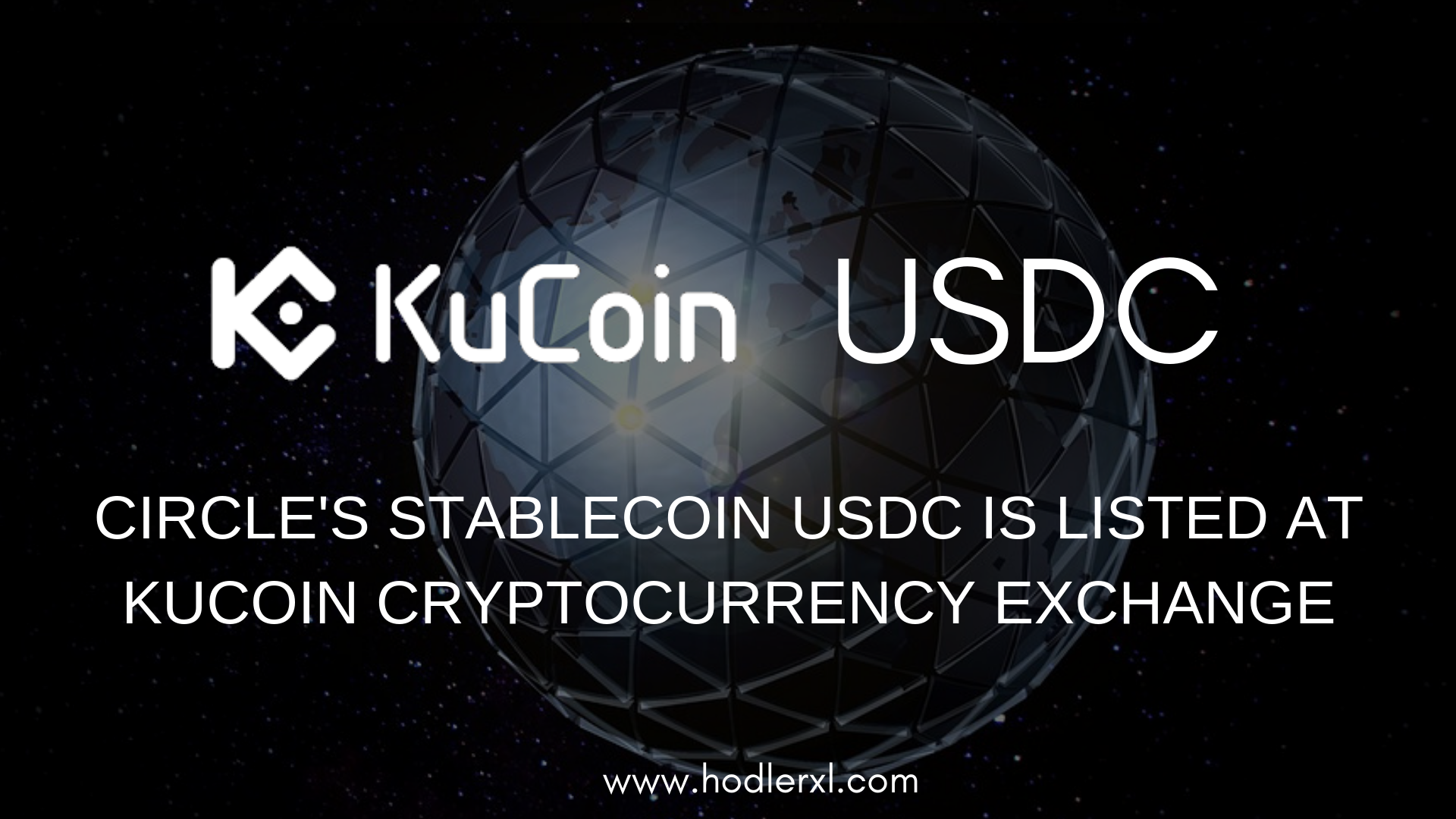 Circle's Stablecoin USDC Is Listed At KuCoin Cryptocurrency Exchange