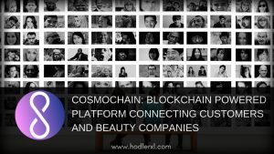 Cosmochain Blockchain Powered Platform Connecting Customers And Beauty Companies