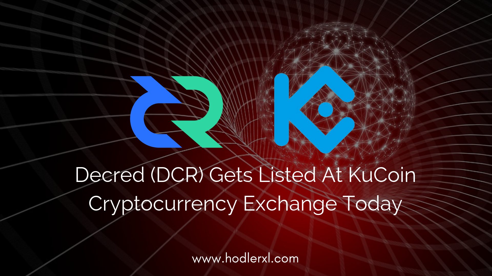 Decred (DCR) Gets Listed At KuCoin Cryptocurrency Exchange Today