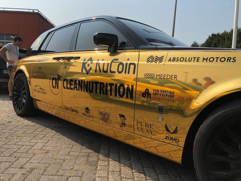 kucoin the challenge rally 2018