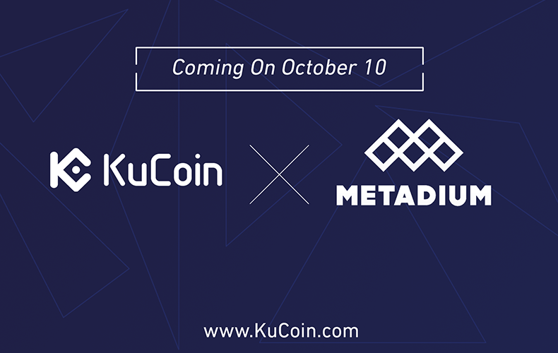 kucoin metadium