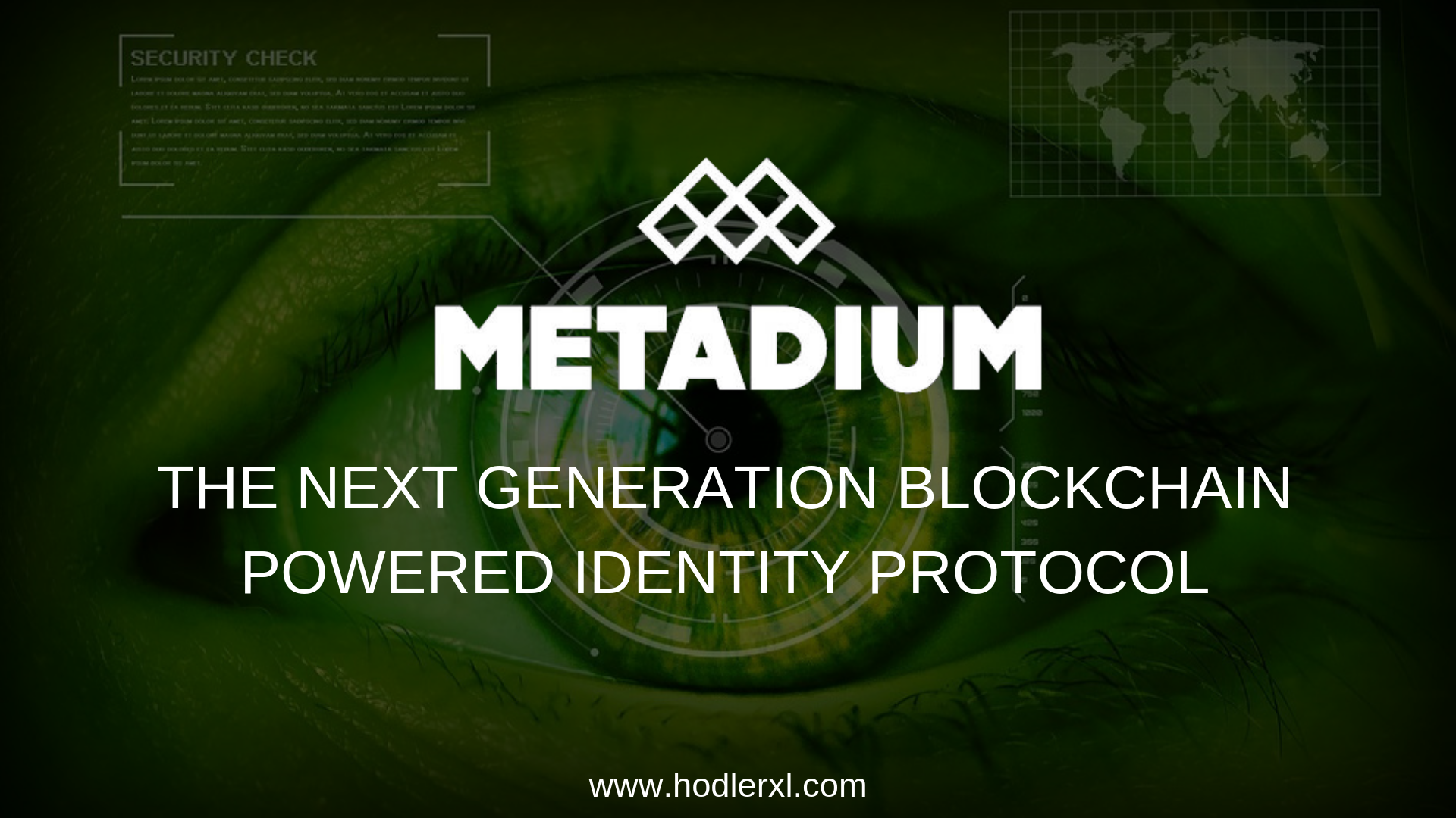 Metadium (META)_ The Next Generation Blockchain Powered Identity Protocol