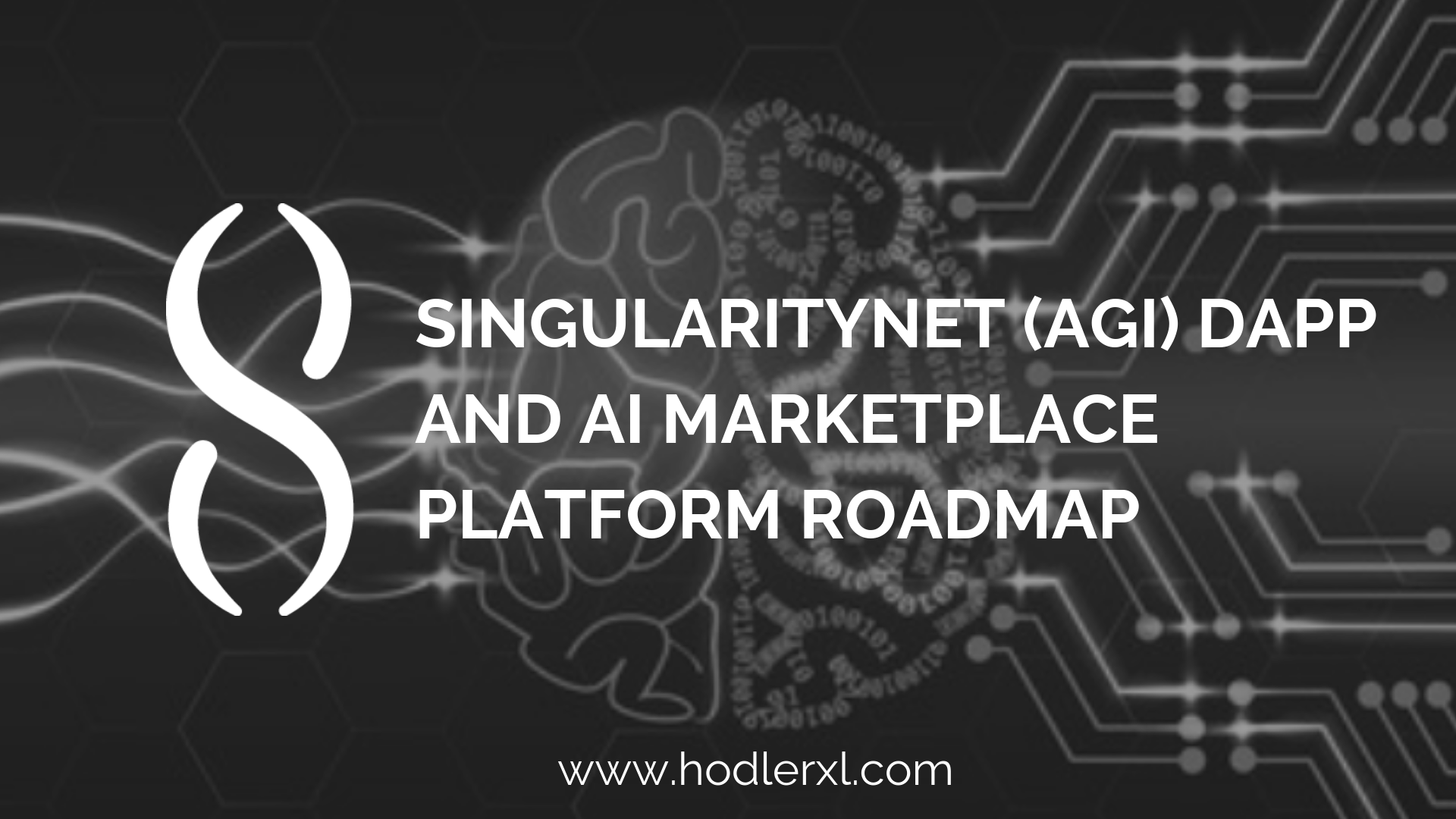 SingularityNET (AGI) DApp And AI Marketplace Platform Roadmap