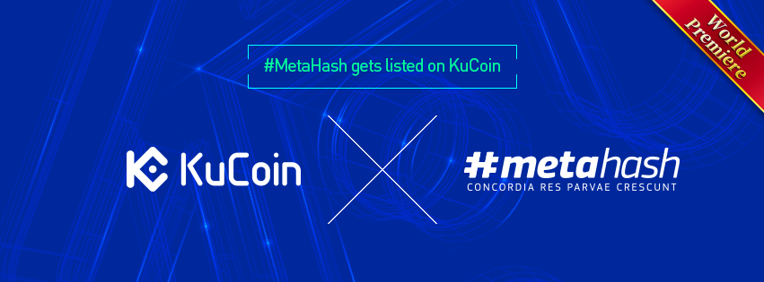kucoin listed metahash
