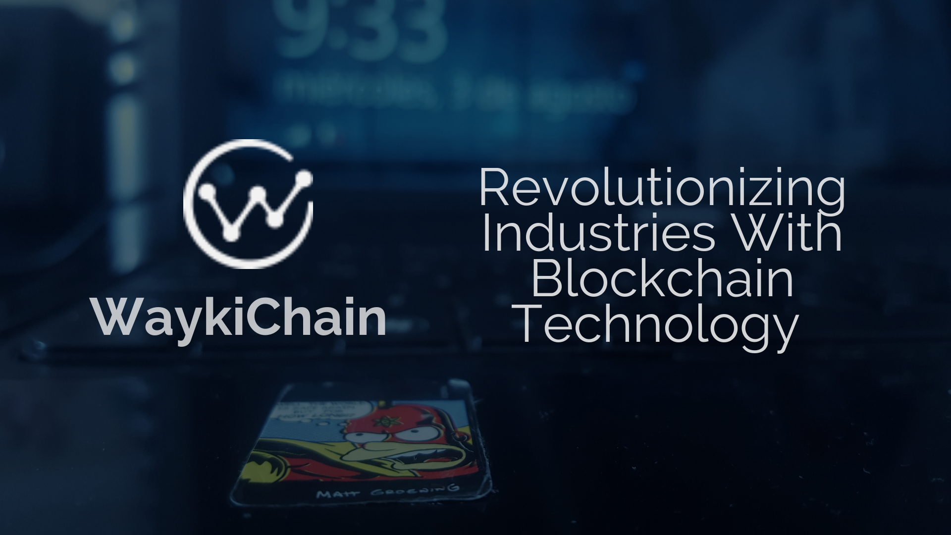 Revolutionizing Industries With Blockchain Technology