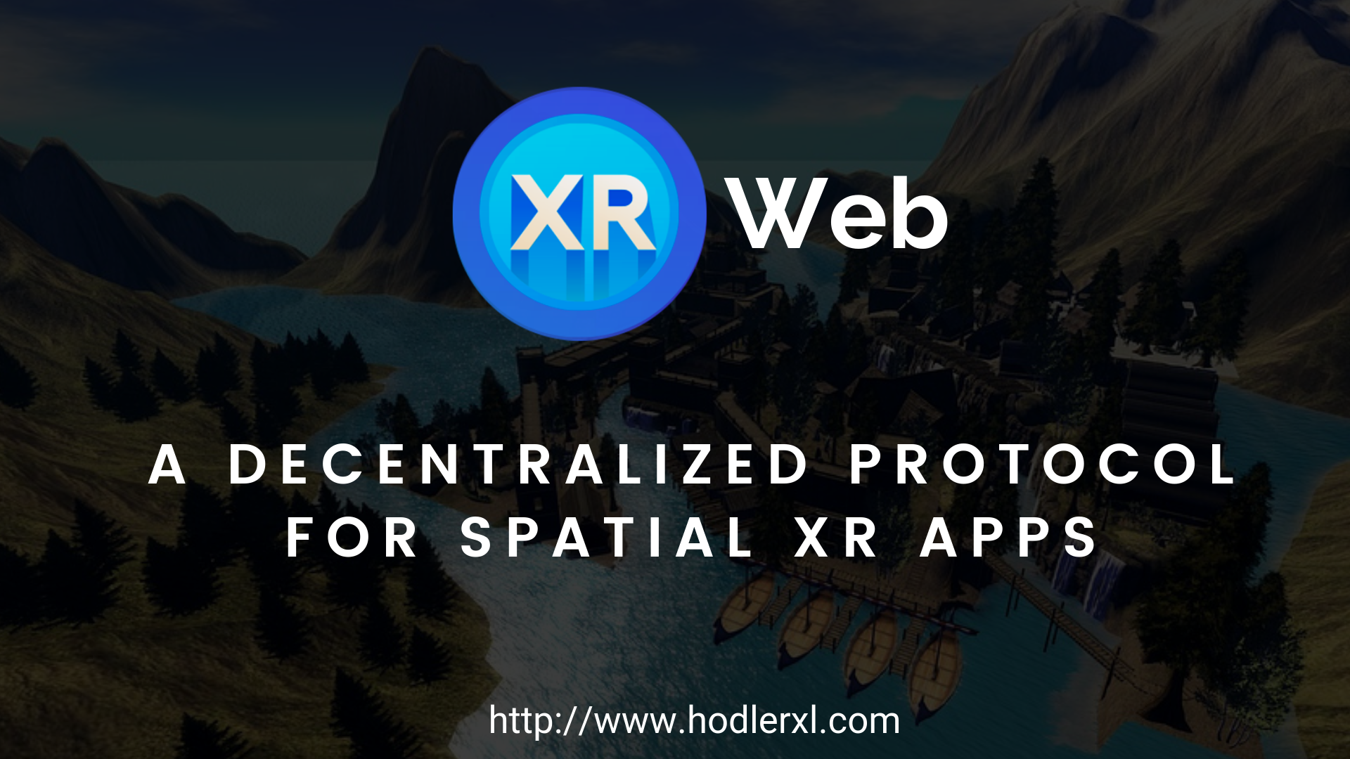 xr web A DECENTRALIZED PROTOCOL FOR SPATIAL XR APPS