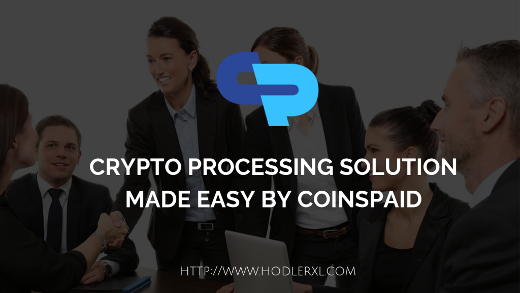 coinspaid crypto processing solution