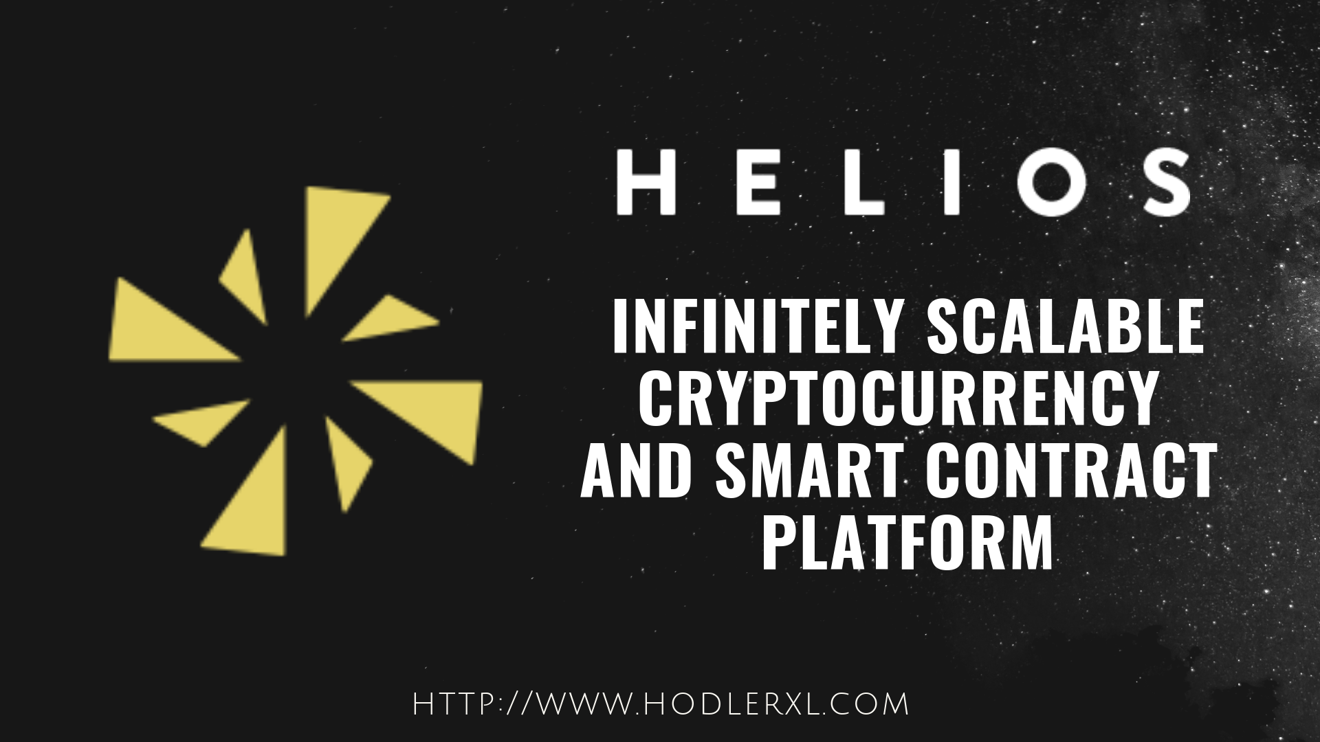 Helios Protocol: An Infinitely Scalable Cryptocurrency And Smart Contract Platform